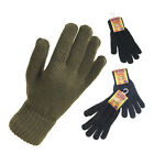 Mens Thermal Gloves Winter Glove Work Hike Builder NEW