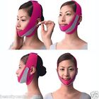 NEW!! Anti Wrinkle Half Face Slimming Cheek Mask Lift V Face Line Belt Strap