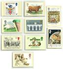 1984 All Commemorative Mint PHQ cards issued throughout the Year Sold seperately