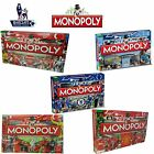 NEW! FA PREMIER LEAGUE MONOPOLY FOOTBALL EDITION BOARD GAME CHOOSE YOUR TEAM!
