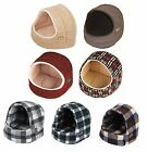 Cheap Designer Cool Large Luxury Hooded Cats Kitten Beds Basket Igloo Cave House