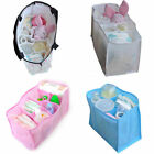 New Outdoor Travel Baby Diaper Nappy Storage Bag Tote Organizer Bag Liner S M L