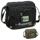 Military Shoulder bag Messenger bag School Sport travel Bag men black Green new