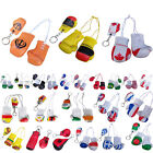 Mini Boxing Gloves Miniature Boxing Gloves With Free key Ring All Countries FLAG