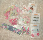 NWTS GYMBOREE girls FAIRY WISHES accessories bracelets barrettes pony o's curlie