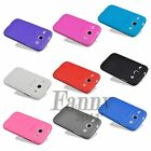 Gel TPU Matte Cover Case for Samsung Galaxy Core,i8260 i8262 + Screen Protector