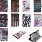 Card leather stand Wallet Case Cover Skins FOR Sony Xperia Z/L36H/C6603