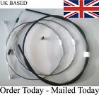 Full Bike Cycle Brake Cable Set 2x Shimano Compatible Teflon Inners Lined Outers