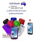 1 x Silicone GEL S-Lline Cover Case for Samsung Galaxy SIII S3 S III S 3 Silicon