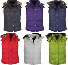LADIES NEW DESIGNER LEBREVE GILET PADDY AVAILABLE IN 6 COLOURS ALL SIZES