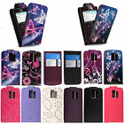 FOR NOKIA ASHA 205 NEW STYLISH PRINTED PU LEATHER MAGNETIC FLIP CASE COVER POUCH