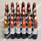 MAC FROST Lipstick Choose From 30 Color Full SZ New Box Unseal Chic Fetish Fluid