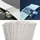 30 Notes DIY Tune Set Music Box Movement+Puncher+3Pcs Strips for Your Own Songs