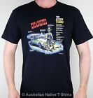 Aussie Yobbo Adults T-Shirt, Ute & Bullie, Australian Bloke Design! S-XXXL NEW
