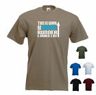 'This is what an Awesome Runner looks like' Running Jogging Run Funny Tshirt