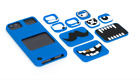 Faces for iPod touch (5th/ 6th gen.), blue