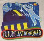 FUTURE ASTRONOMER--Telescope Constellations Space Astronomy Science Kids T shirt