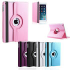 Leather 360 Degree Rotating Stand Case Cover for Apple iPad Air iPad 5