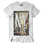 Exclusive Men's T-Shirt - NY City Design (SB025)