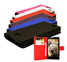 6 Colour Protective Pu Leather Wallet Flip Phone Case Cover For Huawei Honor 3C