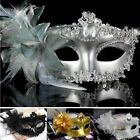 Flower Lace Feather Cosplay Venetian Halloween Party Masquerade Halloween Mask