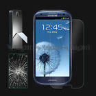 Premium Tempered Glass Film Screen Protector for Samsung Galaxy S III 3 S3 i9300