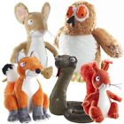 GRUFFALO - CHOOSE YOUR 7&quot; PLUSH - SNAKE, MOUSE, FOX, OWL, SQUIRREL  <br/> Prices range from &pound;5.99 to &pound;11.99