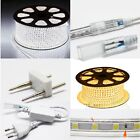 50 m  LED Strip light  220V - 240V Warm White, Day White or RGB with Controller
