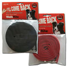 Mikki Dog Recall Training Lead Red Black 20ft 6.1m Long Line Distance Control