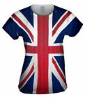 Yizzam- Union Jack - New Ladies Top Women Tshirt XS S M L XL 2XL 3XL 4XL