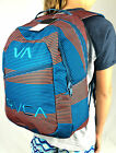 RVCA. 4 Pocket, Padded Straps & Back, Heavy Duty Backpack. Various Colours. NWT.