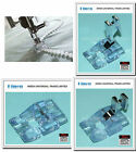 HM-9910 Pearl Piping Cording Foot for Brother/JANOME/Singer Sewing Machine