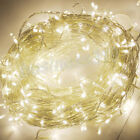 24V 40M/100M LED String Fairy Lights Christmas Xmas Indoor/Outdoor Lighting