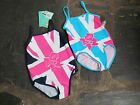Girls Swimming Costume UV50+ One Piece Suit
