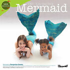 NEW SWIMMING TURQUOISE MAKO MERMAID TAIL GREEN BLUE OPTIONAL ACCESSORIES GIFT