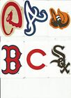 MLB gumball stickers all new for 2014 your choice of all 30 teams on Ebay