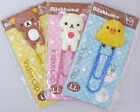San-X Rilakkuma Characters Size LL Index / Paper Clip (Your Choice)~KAWAII!!