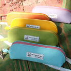 Brand New Lovely Color Felt Pencil Pen Cases Cosmetic Pouch