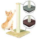 HERITAGE CAT KITTEN SCRATCHING POLE POST TREE SCRATCHER SCRATCH SISAL TALL TOY