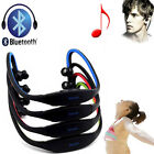 Sports Wireless Bluetooth Stereo Headset Earphone for Cellphone / iPhone / PC