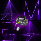 SUNY Remote DMX 512 Laser Stage Lighting Scanner DJ Projector Party Show Light