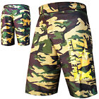 MMA Grappling Shorts Cage Fight Shorts Kick Boxing Camouflage