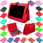 PU Leather Book Stand Folio Case Cover for Amazon Kindle Fire HD 7 inch Tablet