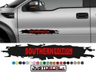 Truck Door SOUTHERN EDITION decal Graphic Bed Stripe fit SUV 4x4
