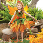 Fall Fairy Halloween Costume