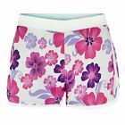 Women Summer Swimming Shorts Floral Beach Surf Board Bottoms Size S-XL