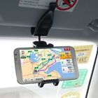 Car Sun Visor Mount Cell Phone Holder For Iphone 5G 5S 6G 6S Galaxy S4 S5 S6 S7