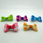 DOG HAIR BOWS With Clips Grooming Accessories For Pet Cat Puppy BUY 2 GET 1 FREE