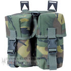 WEB-TEX DOUBLE AMMO POUCH army tactical patrol SA80 ammo PLCE webbing utility