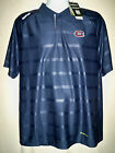 Montreal Canadiens Reebok Embroidered PlayDry Polo Golf Shirt